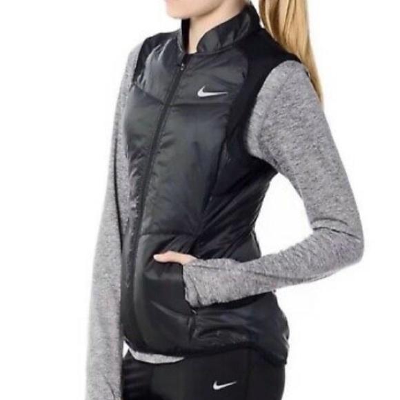 Nwt Nike Sleeveless Thermosoft Womens